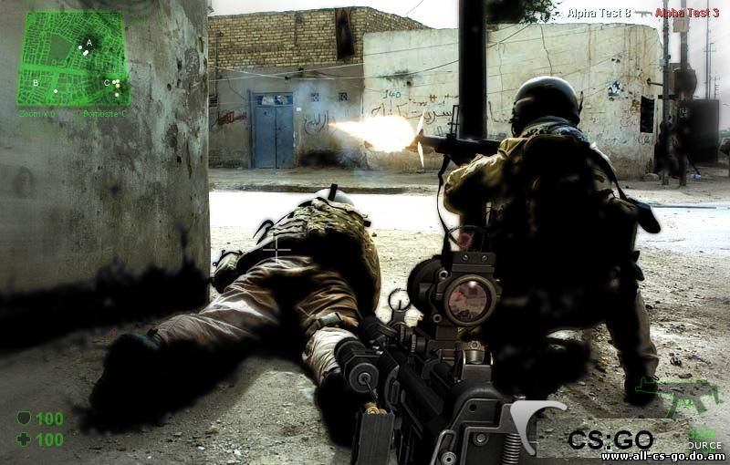 Время придёт и мы увидем настаящюю Counter-Strike Global Offensive